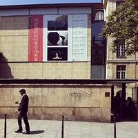 Photo taken at Maison Européenne de la Photographie by Marcelo D. on 6/6/2013