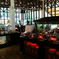 Photo taken at Sheraton Senggigi Beach Resort by Fabio I. on 11/2/2012