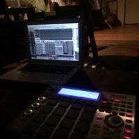 Photo taken at Studio Genus by Gavin A. on 5/8/2014