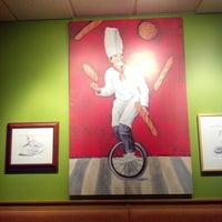 Photo taken at Panera Bread by Dirty D. on 12/8/2012