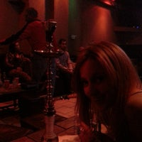 Photo taken at Arabian Nights Hookah Bar and Lounge by Dirty D. on 3/14/2013