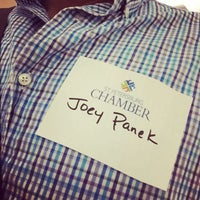 Photo taken at St Pete Chamber Of Commerce by Joey P. on 8/27/2015