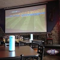 Photo taken at Halftime by Jon R. on 6/28/2014