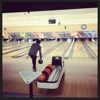 Photo taken at AMF Imperial Lanes by Scottie Y. on 1/28/2013