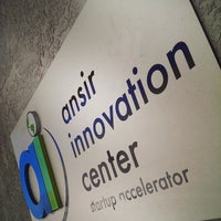 Photo taken at Ansir Innovation Center by Wolf P. on 11/9/2014