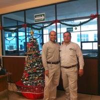 Photo taken at Refinería Francisco I. Madero by Meme P. on 12/12/2014