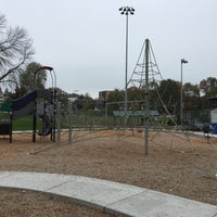 Photo taken at Rainier Playfield by Orion P. on 10/24/2015