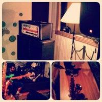 Photo taken at Studio C4 Lab by Pinguin X. on 7/10/2013