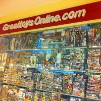 Photo taken at Greattoysonline by Ricardo S. on 5/24/2013