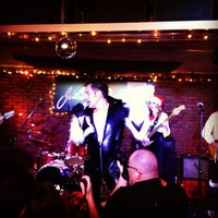 Photo taken at Johnny D's Uptown Restaurant & Music Club by Stephen S. on 12/7/2012