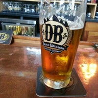 Photo taken at Devils Backbone Brewing Company by Chris P. on 7/20/2013
