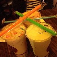 Photo taken at Verde Tea Cafe by Surbhi D. on 10/20/2013