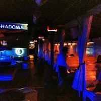 Photo taken at Moonshadows by sol p. on 1/4/2013