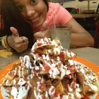 Photo taken at Orale Tacos y Tequilas by Ricardo A. on 2/25/2013