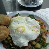 Photo taken at Eats Market Café by Jessica A. on 8/18/2013