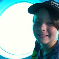 Photo taken at Catalina Semi-submersible Undersea Tour by Cat L. on 6/25/2013