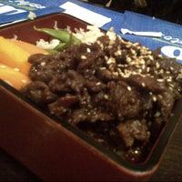 Photo taken at Sumo Sushi & Bento, Garhoud by kristoffer m. on 2/24/2013