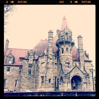 Photo taken at Craigdarroch Castle by Brian W. on 4/27/2013