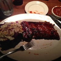 Photo taken at Wood Ranch BBQ & Grill by Ryan O. on 4/14/2013