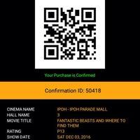Photo taken at Golden Screen Cinemas (GSC) by Rizal K. on 12/3/2016