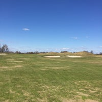 Photo taken at Marine Park Golf Course by Adam R. on 4/11/2015