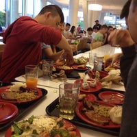 Photo taken at International Village Dining by Fiona W. on 5/21/2016