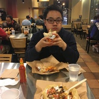 Photo taken at Qdoba Mexican Grill by Michael P. on 4/11/2016
