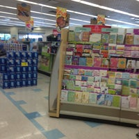 Photo taken at Rite Aid by Steve P. on 5/27/2013