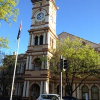 Photo taken at Norwood Town Hall by Miss L. on 9/6/2013