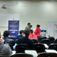 Photo taken at Faculdade de Tecnologia Senac Pelotas by Pablo T. on 6/10/2014