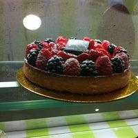 Photo taken at Financier Patisserie by Michelle L. on 10/5/2012
