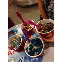 Photo taken at Menchies by Carly M. on 7/7/2013