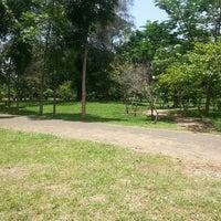Photo taken at Parque Mirador Sur by Juan V. on 7/20/2013