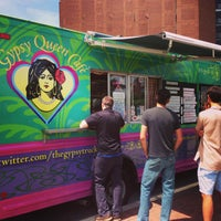 Photo taken at Gypsy Queen Cafe Food Truck by Kafu on 6/5/2013