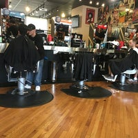 Photo taken at Floyd's 99 Barbershop by Keith M. on 5/21/2016