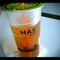 Photo taken at Lohas Tea Shop (Bubble Milk Tea) by Sharkly L. on 1/22/2013