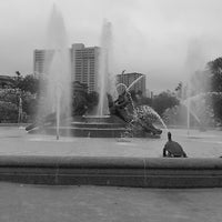 Photo taken at Logan Square by Án G. on 6/7/2013