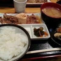 Photo taken at 上総屋 by GOGOGO! on 2/7/2013