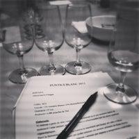 Photo taken at Wine Palace - Celler/Bodega by xevipa m. on 4/11/2013