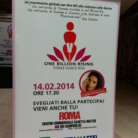 Photo taken at Centro Commerciale Casetta Mattei by Anna F. on 2/14/2014