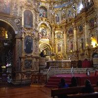 Photo taken at Iglesia de San francisco by Kristina P. on 11/21/2015
