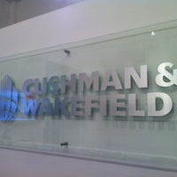 Photo taken at Cushman & Wakefield by Edit Katalin Anna V. on 3/21/2013