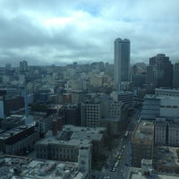 Photo taken at InterContinental San Francisco by Jonathan W. on 6/6/2013
