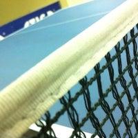 Photo taken at STIGA (Tenis de masă) by Petru T. on 10/14/2012
