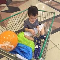 Photo taken at Giant Hypermarket by Cherlin S. on 4/4/2016
