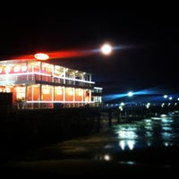 Photo taken at Jimmy's On The Pier by 'Carla I. on 5/25/2013