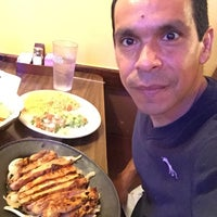 Photo taken at Los Arcos Mexican Restaurant by Ruben on 10/4/2014