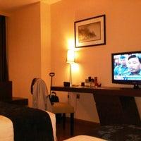 Photo taken at Garden Palace Hotel by Isham J. on 11/12/2012