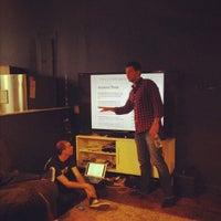 Photo taken at Onswipe HQ by Jason B. on 10/19/2012