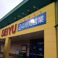Photo taken at 西友 福住店 by Tak-ashi on 12/21/2013